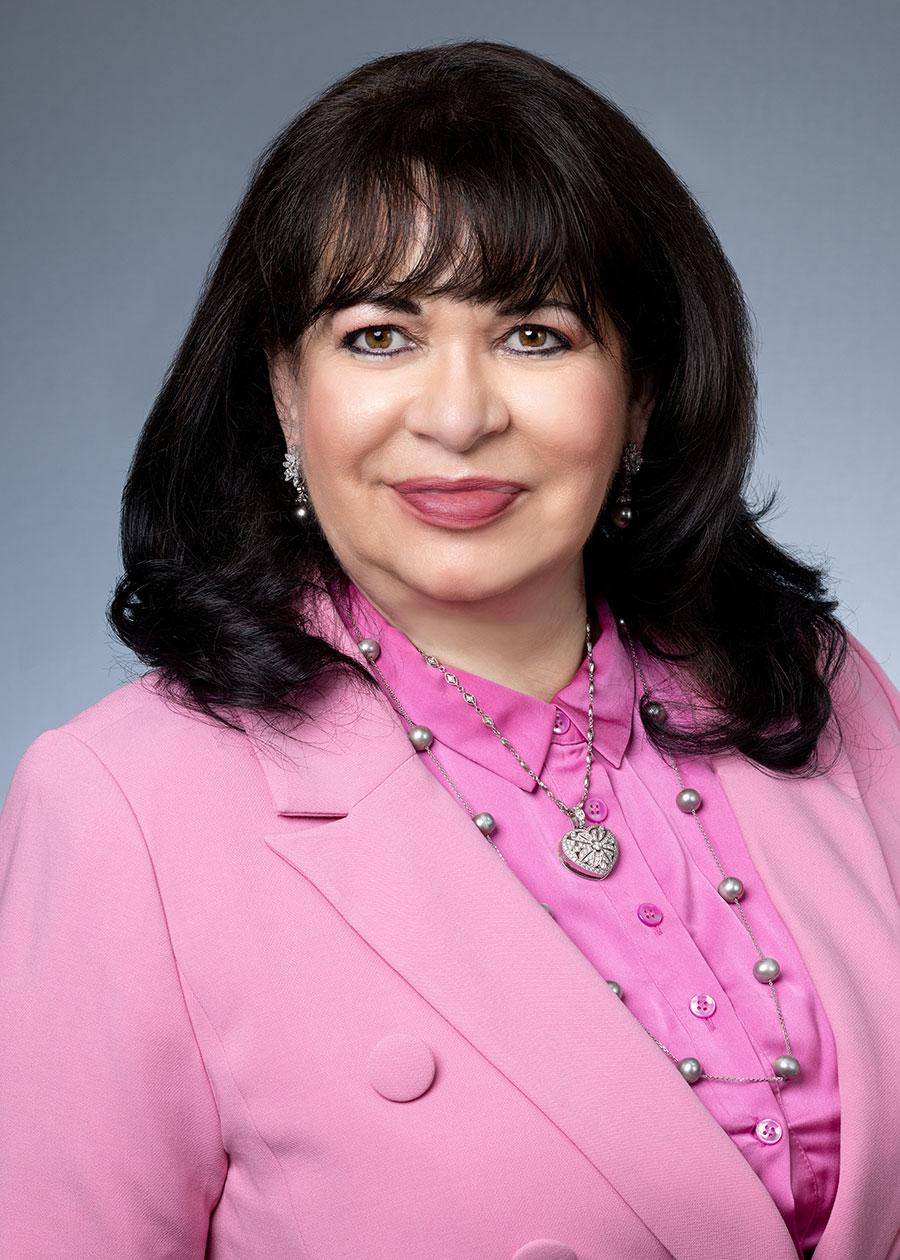 Dr. Ettie Rosenberg