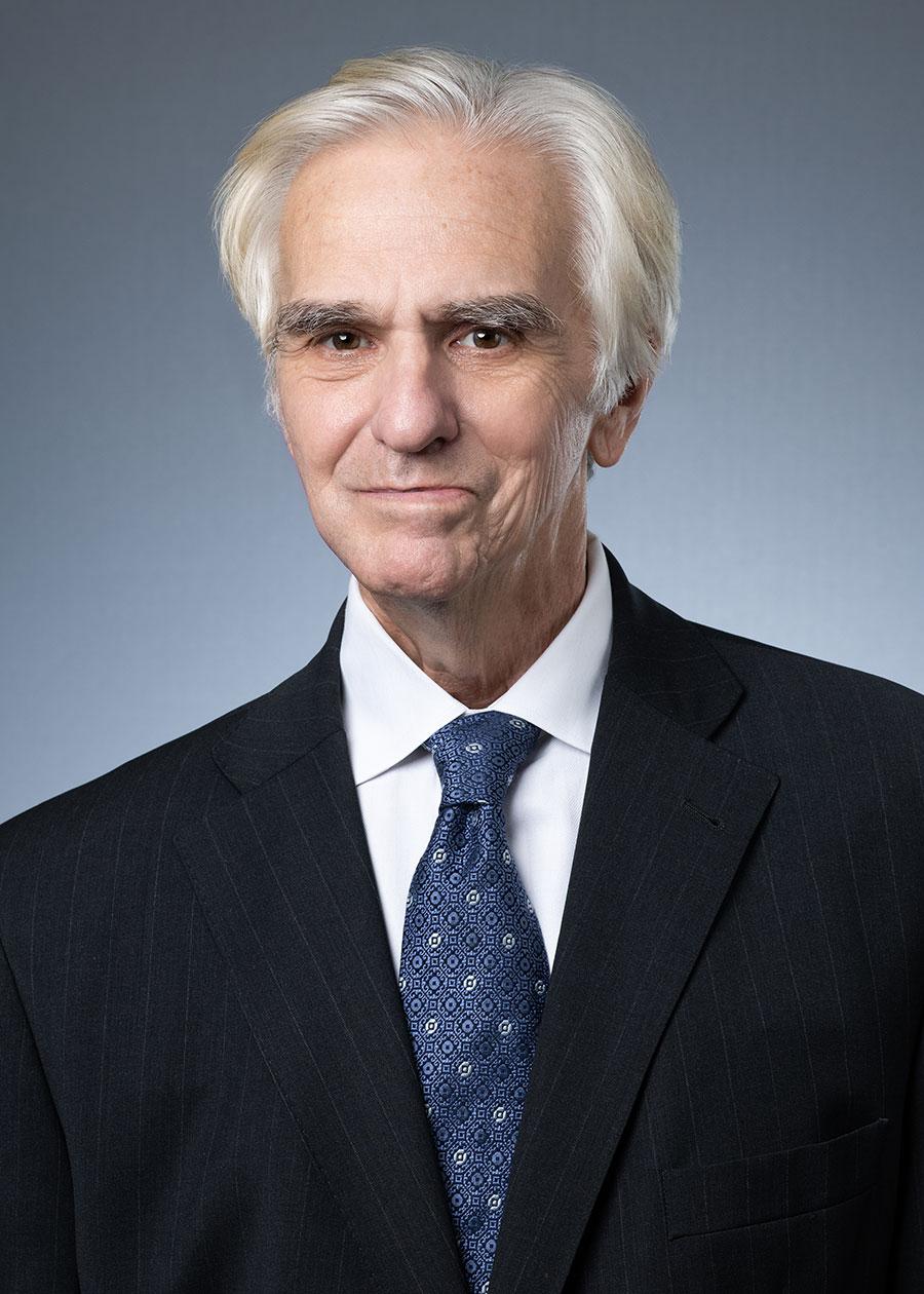 Ronald R. St. John